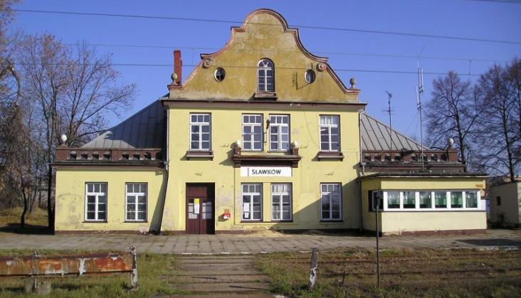 PLK przebuduje stację Sławków