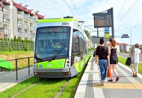 Tramwaj – najlepszy urbanista