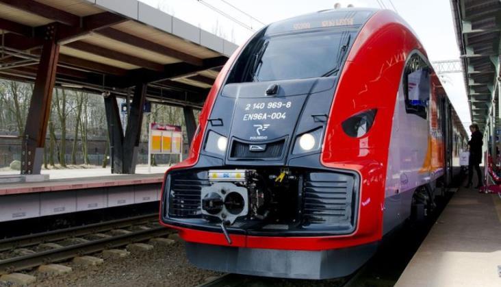 Wybrano nazwiska 16 patronów pociągów Polregio