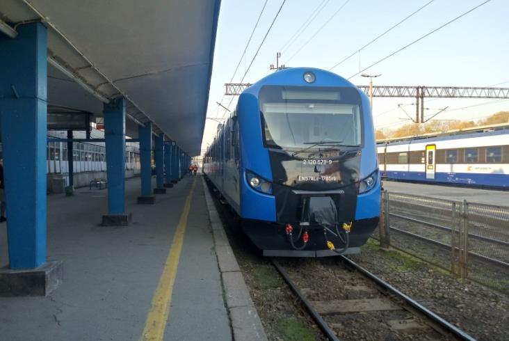 Wamińsko-mazurski EN57ALc zaprezentowany. Mamy specyfikację [aktualizacja]