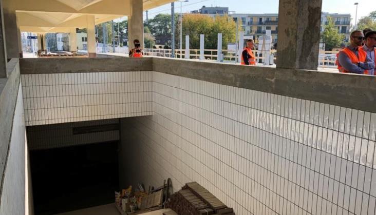 Linia 447: Otwarcie tuneli w pierwszym kwartale 2019 roku
