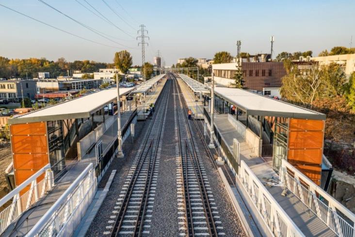 Budimex pokazuje jak wygląda warszawska linia obwodowa po modernizacji [zdjęcia]