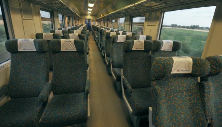 Jaką zniżkę otrzyma senior w polskim pociągu?