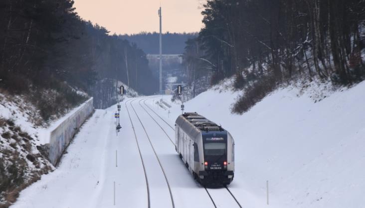 Polska kolej na GSM-R przejdzie w 2025 roku