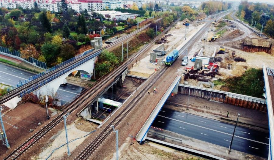 Kończy się modernizacja kilku wiaduktów kolejowych w Krakowie [zdjęcia]