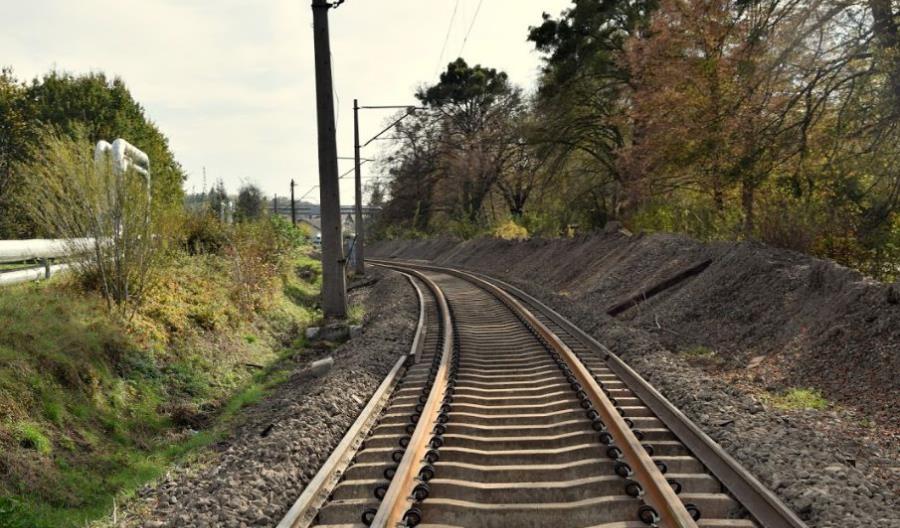 Trwają prace na linii Zebrzydowice – Cieszyn [zdjęcia]