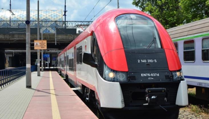 Pesa zwycięzcą przetargu na pociągi dla Poznańskiej Kolei Metropolitalnej