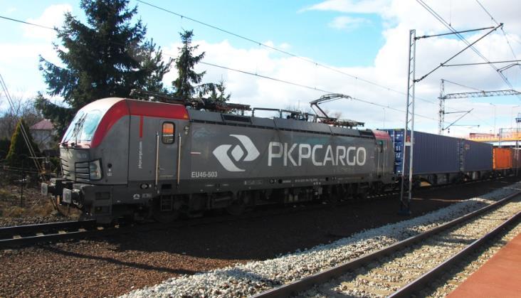 Coraz większy ruch pociągów kontenerowych między Chinami a Polską