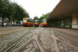 Łódź: Przebudowa pętli Północna bez umowy