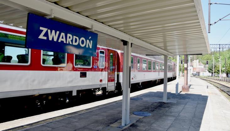 Od 29 listopada pociągi wracają na trasę Żywiec – Zwardoń
