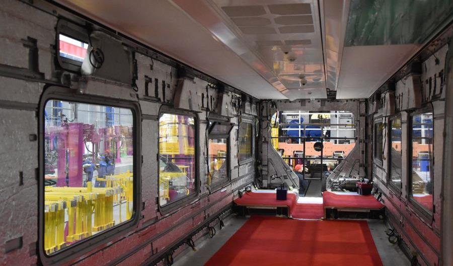 Alstom otwiera nową halę w Chorzowie. Powstaną tu Coradie Stream dla NS [zdjęcia]
