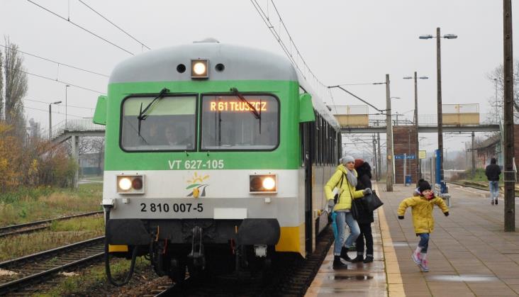 Koleje Mazowieckie narzekają na opóźnione prace inwestycyjne PKP PLK
