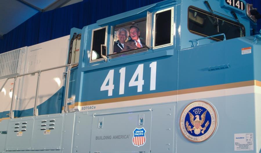USA: Zmarły prezydent w ostatnią drogę pojedzie pociągiem
