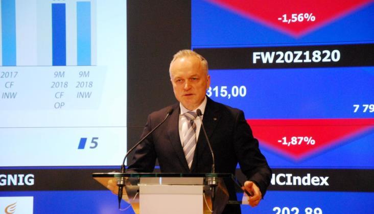 PKP Cargo zaprezentowało strategiczne cele na najbliższe lata