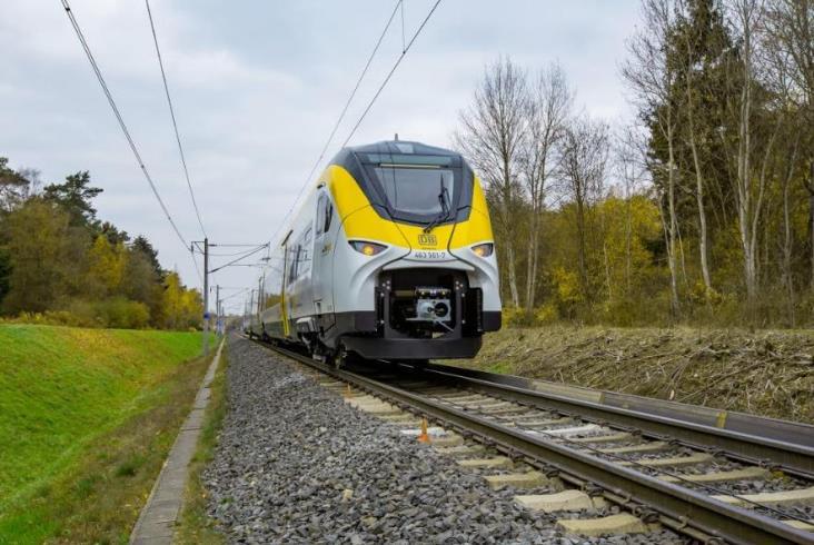 Siemens Mobility zaprezentowało pierwszy pociąg regionalny Mireo