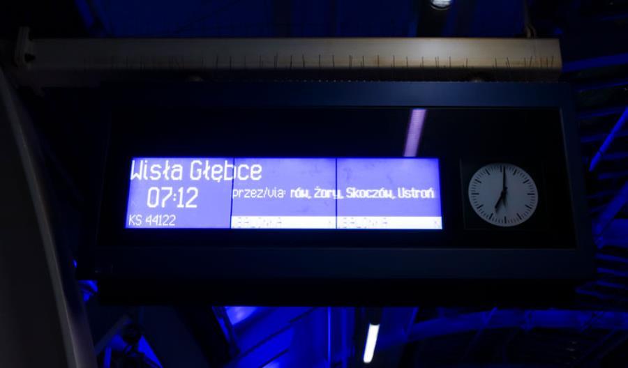 Koleje Śląskie zadebiutowały na nowej trasie