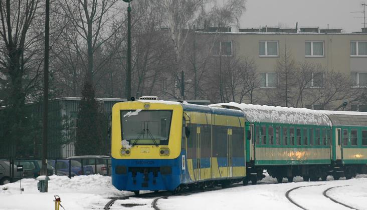 Regiovany SA109 Kolei Śląskich do kupienia