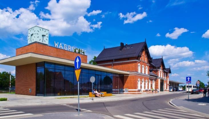 Dworzec Roku 2018. Wygrał Wągrowiec