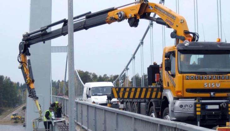 Copma dostarczy PLK pojazd dwudrogowy do inspekcji mostów [aktualizacja]