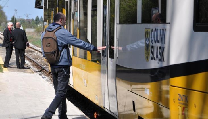 Nie brak ofert na naprawę przejętej od PKP linii na Dolnym Śląsku
