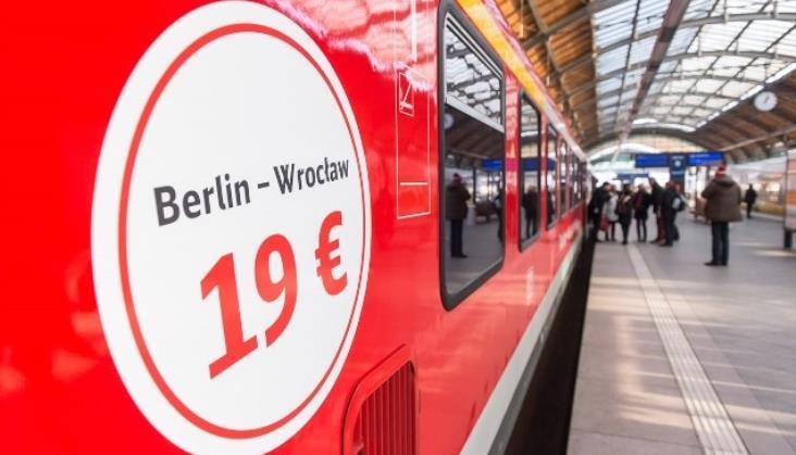 Koleje Dolnośląskie z otwartym dostępem dla pociągów Wrocław – Berlin