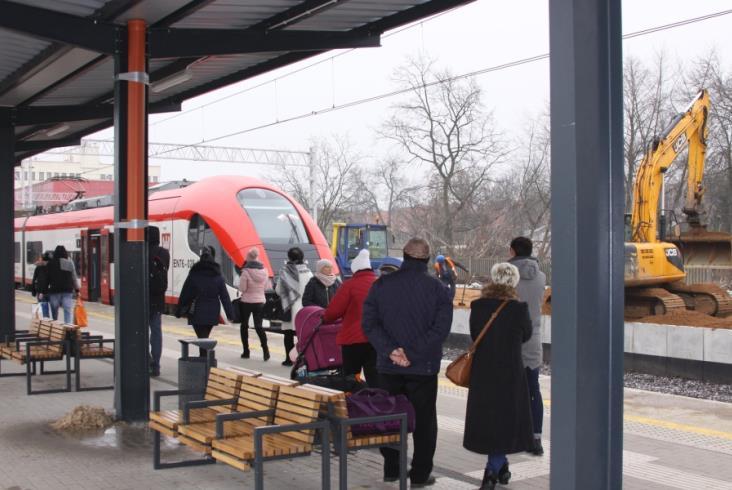 W Koninie i Kole są już nowe perony [zdjęcia]