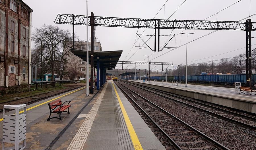 Co zmieniło się po remoncie peronów w Kołobrzegu? [zdjęcia]