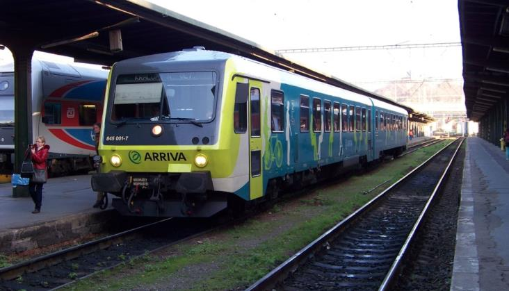 Walka o przewozy w czeskich regionach. Czy kraj liberecki powtórzy wybór przewoźnika?