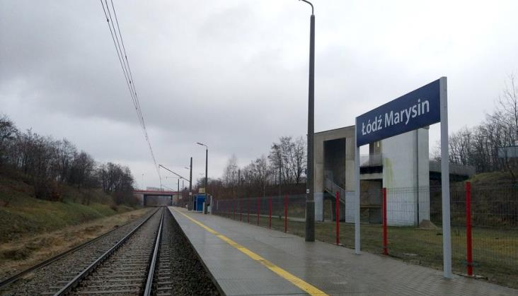 Kolej na 3 nowe przystanki i lepszą komunikację w  Łodzi