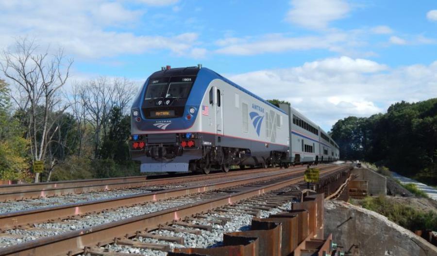 Duże zamówienie na lokomotywy Siemensa w USA