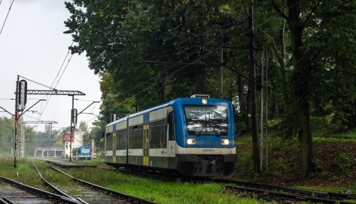 SA109 już w Czechach u GW Train