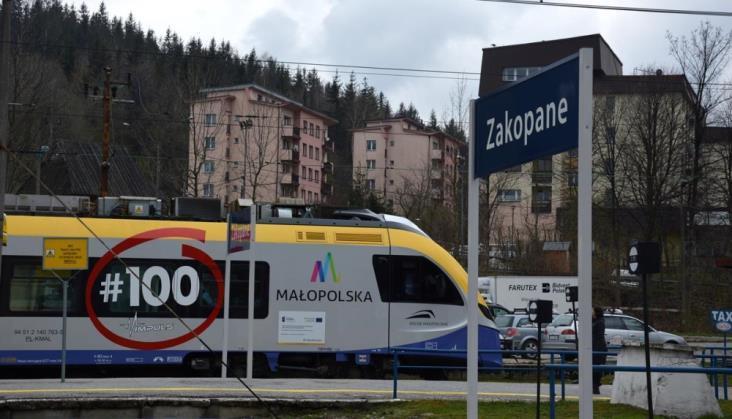 Trasa do Zakopanego: W styczniu znikną ograniczenia na przejazdach