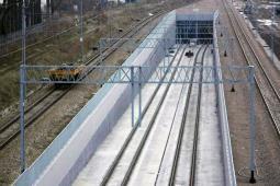 Kontrola CUPT ws. demontażu urządzeń srk na stacji Warszawa Okęcie. Jest stanowisko PLK