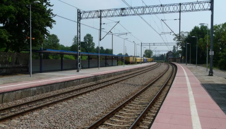 PLK przebudują stację Gliwice Łabędy