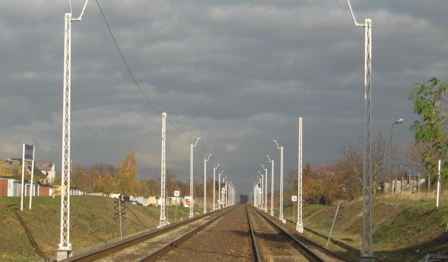 Postępują prace nad elektryfikacją odcinka Węgliniec – Zgorzelec