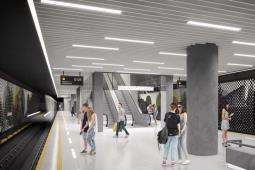 Budowa metra na Bródno pełną parą od lutego
