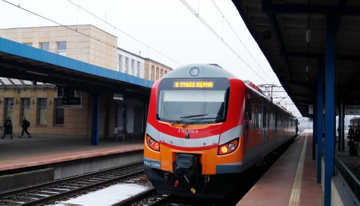 Polregio nie uruchamia pociągów komercyjnych, choć już może