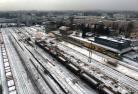 Rozpoczęły się prace na stacji Kraków Płaszów [zdjęcia]