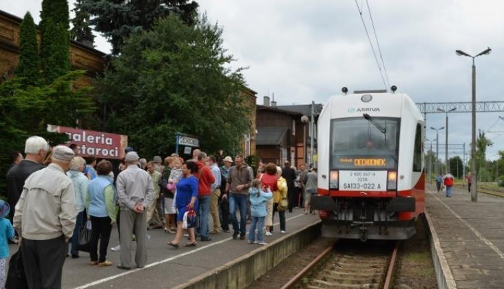 Jest szansa na pociągi do Ciechocinka