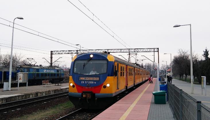 Łódź – Sieradz: Nagła zmiana rozkładu na remontowanej linii 14