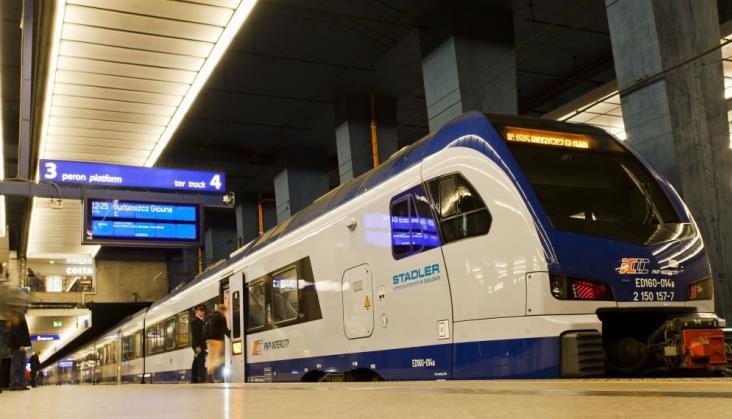 174 pociągi PKP Intercity zawieszone! Koronawirus w akcji