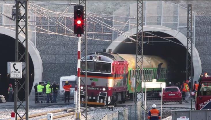 Czesi zbudują prawie 5 kilometrowy tunel kolejowy