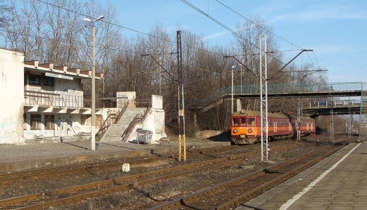Góra PKP PLK zmodernizuje stację Sosnowiec Dańdówka [aktualizacja CG16