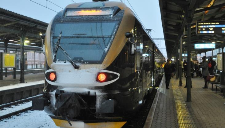 České dráhy zainteresowane zakupem Flirtów od Leo Expressu