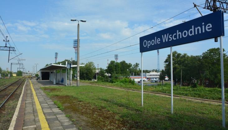 Ruszyy prace przy modernizacji przystanku Opole Wschodnie