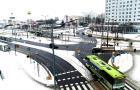 Olsztyn. Nowy tramwajowy tor techniczny przy dworcu prawie gotowy