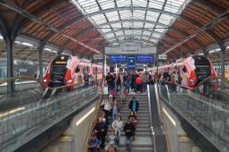 PR przewiozły w 2018 r. ponad 1,3 mln pasażerów więcej niż rok wcześniej