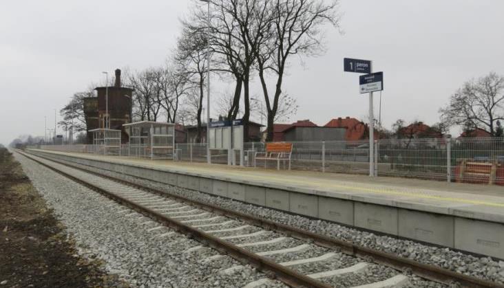 Rusza kolejny etap modernizacji linii 210. Powstaną nowe perony