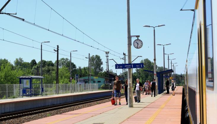 Zatrzymania w Miechowie nie pomogą w dojazdach z ziemi Kieleckiej do Wrocławia