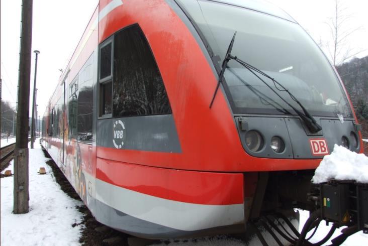 Używane spalinowe zespoły trakcyjne GTW kupione przez ČD są już Czechach